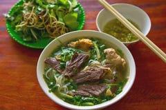 Pho [Vietnamese noodle] Stock Images
