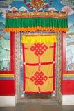 Phodong-Kloster, Gangtok, Sikkim, Indien Lizenzfreie Stockfotografie