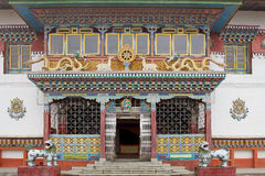Phodong Monastery, Gangtok, Sikkim, India Royalty Free Stock Photos