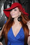 Phoebe Price. At the Grand Opening of Storage Wars Jarrod Schulz and Brandi Passante's new Now and Then Secondhand Store, Orange, CA 10-08-11 Stock Image