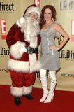 Phoebe Price. At the Remember To Give Holiday Party hosted by L.A. Direct Magazine, E! Network and Ronald McDonald Charities. Les Deux, Hollywood, CA. 12-13-07 royalty free stock image