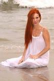 Phoebe Price. Photo shoot at Malibu Beach, Malibu, CA 05-12-08 Stock Photo