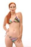 Phoebe Price. Photo shoot at Malibu Beach, Malibu, CA 05-12-08 Royalty Free Stock Photography