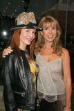 Phoebe Price,Julia Verdin Stock Photos