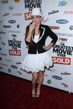 Phoebe Price. At the L.A. Premiere of Pom Wonderful Presents: The Greatest Movie Ever Sold, Arclight Theater, Hollywood, CA. 04-20-11 Royalty Free Stock Image