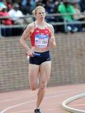Phoebe Wright - athlète de piste féminin américain Photos libres de droits