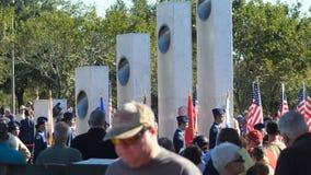 """Phoenix, †""""11/11/2017 de AZ/USA: Cerimônia ROTC do dia de veteranos e memorial"""
