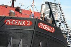 PHOENIX 3 λεπτομέρεια Στοκ Φωτογραφία
