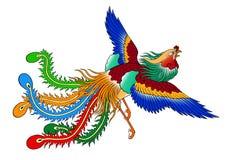 Phoenix illustrazione vettoriale