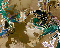 Phoenix Imagem de Stock Royalty Free