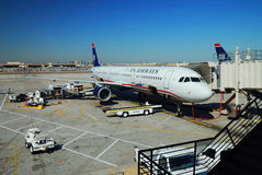 Phoenix Airport terminal Royalty Free Stock Photos