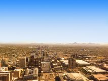Phoenix Arizona Stock Foto's