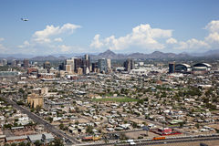 Phoenix Arizona royaltyfria bilder