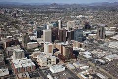 Phoenix Arizona Arkivbild