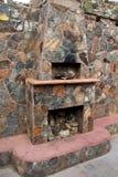 Phoenix Arizona Historic Landmark Scorpion Gulch stock images