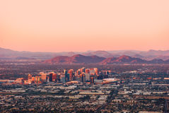 Phoenix Arizona Royalty Free Stock Images
