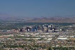 Phoenix, Arizona Skyline Stock Images