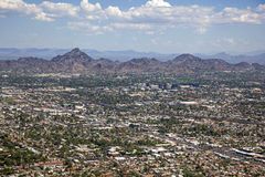 Phoenix, Arizona Skyline Stock Images