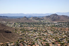 Phoenix, Arizona Skyline Royalty Free Stock Photo