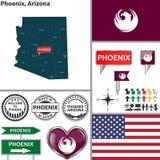 Phoenix, Arizona Royalty Free Stock Image