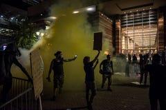 Phoenix atutu wiecu protest Zdjęcia Stock