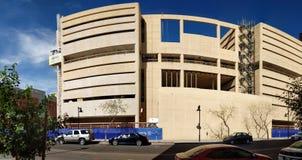 Reconstruction Phoenix Downtown, AZ Stock Image