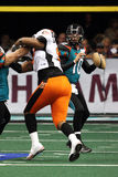 PHOENIX, AZ - APRIL 23: Arena Football League Stock Photo