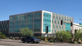 Phoenix,Az/USA - 9.16.2018 Federal Bureau of Investigation FBI Building Establishing Shot, Phoenix, AZ. Phoenix,Az/USA - 9.16.2018 Federal Bureau of stock footage