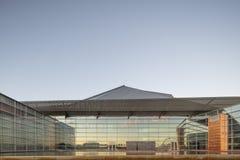 Phoenix AZ, USA - November 9, 2016: Tempe Center för konstTCAEN är offentligt ägt utföra, och bildkonst centrerar i vikarier Arkivbilder