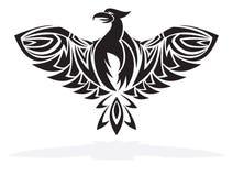 Phoenix bird  illustration Stock Photo