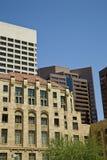 Phoenix céntrica Arizona imágenes de archivo libres de regalías