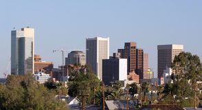 Phoenix céntrica, AZ Imagenes de archivo