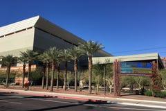 Phoenix Convention Center, östlig ingång för norr byggnad Royaltyfri Foto