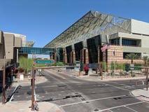 Phoenix convention center zdjęcie royalty free