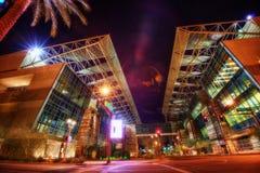 Phoenix Convention Center, los E.E.U.U. Fotos de archivo