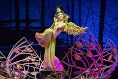 "Phoenix-Dance drama ""The Dream of Maritime Silk Road"" Royalty Free Stock Photo"
