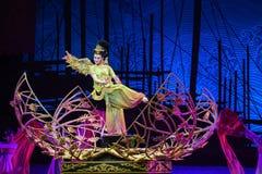 "Phoenix-Dance drama ""The Dream of Maritime Silk Road"" Stock Images"