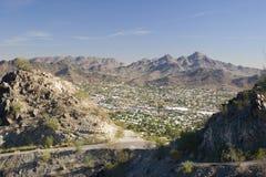 Phoenix, East Side, AZ Royalty Free Stock Image
