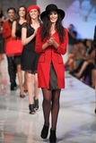 Phoenix Fashion Week Thursday Runway Shows Royalty Free Stock Images