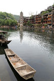 Phoenix , fenghuang ancient town in china Royalty Free Stock Photography