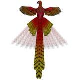 Phoenix Firebird Stock Image