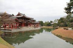 Phoenix-Halle von Byodoin-Tempel lizenzfreies stockfoto