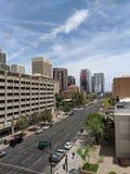 Phoenix im Stadtzentrum gelegen, AZ Lizenzfreie Stockfotos
