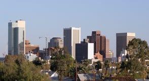 Phoenix im Stadtzentrum gelegen, AZ Stockbilder