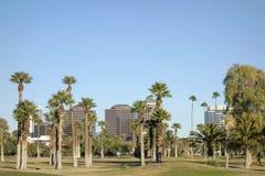 Phoenix im Stadtzentrum gelegen, AZ Stockbild