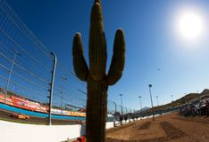Phoenix International Raceway Stock Image
