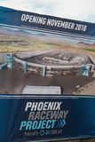 Phoenix International Raceway Ground Breaking Stock Photography