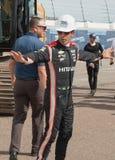 Phoenix International Raceway Ground Breaking Royalty Free Stock Photos