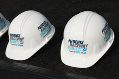 Phoenix International Raceway Ground Breaking Stock Photos