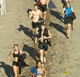 Phoenix Ironman Triathlon Royalty Free Stock Photography